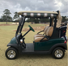 CartSkinz sighting on a cold winter day at the Cradle of the Pinehurst Resort & Country Club.