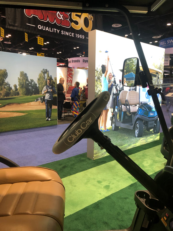 Club Car Introduces CartSkinz as Official Accessory at 2019 PGA Show