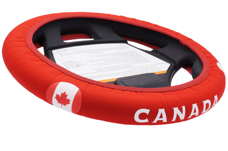 Canada Golf Cart Steering Wheel Cover.  Club Car Golf Cart Steering Wheel Cover.   EZ-GO Golf Cart Steering Wheel Cover.   Yamaha Golf Cart Steering Wheel Cover.  Car Steering Wheel Cover.  ATV Steering Wheel Cover.  Boat Steering Wheel Cover.