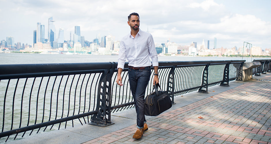 Voyager Series: Victor Lopez, Menswear Blogger & Travel Influencer