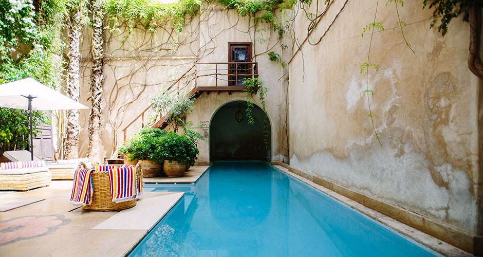 Your Guide To A Perfect Bleisure Weekend In Marrakech
