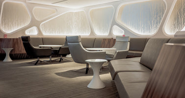 Best Airline Lounges for Business Traveler