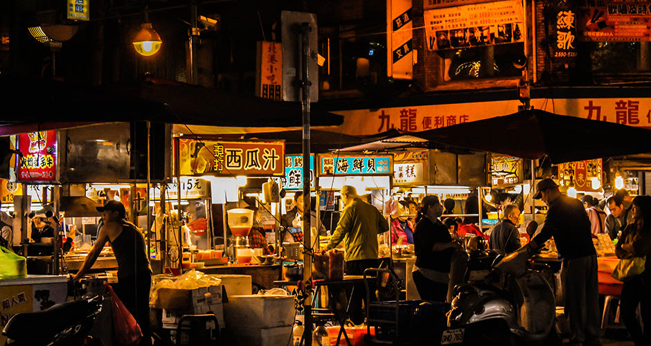 Exactly What To Eat On A Business Trip To Taipei