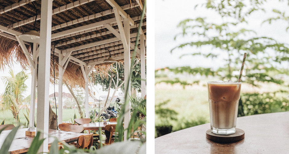 Best cafe in Bali for working