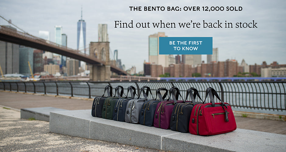 Bento Bag Restock Notification