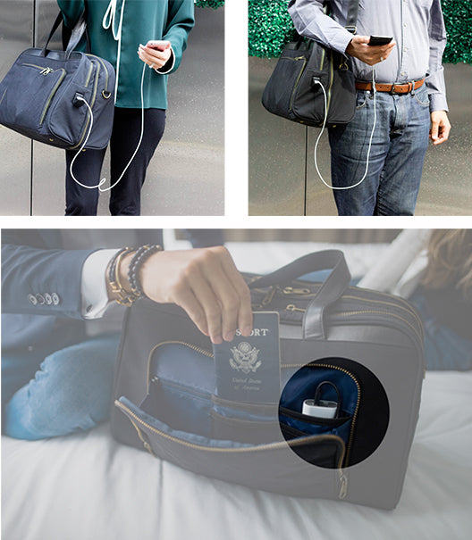 Travel Bag Charging