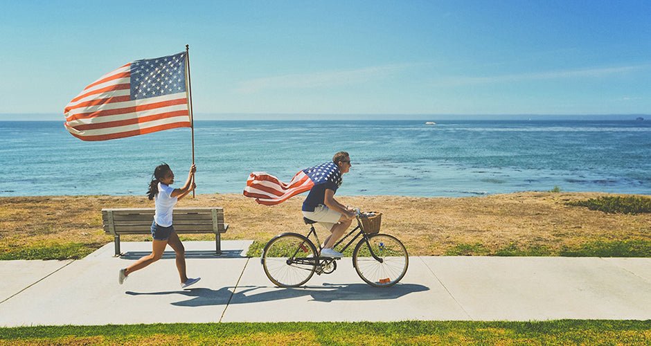 Relaxing low key vacation ideas for July 4th