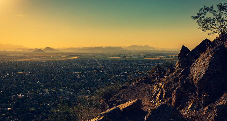 Phoenix: Big city with access to nature