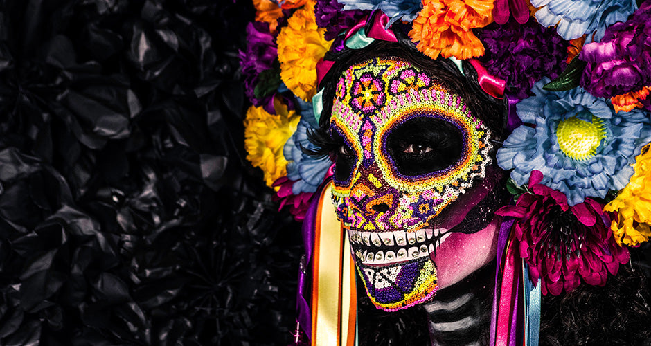 Where to travel for Halloween Oaxaca