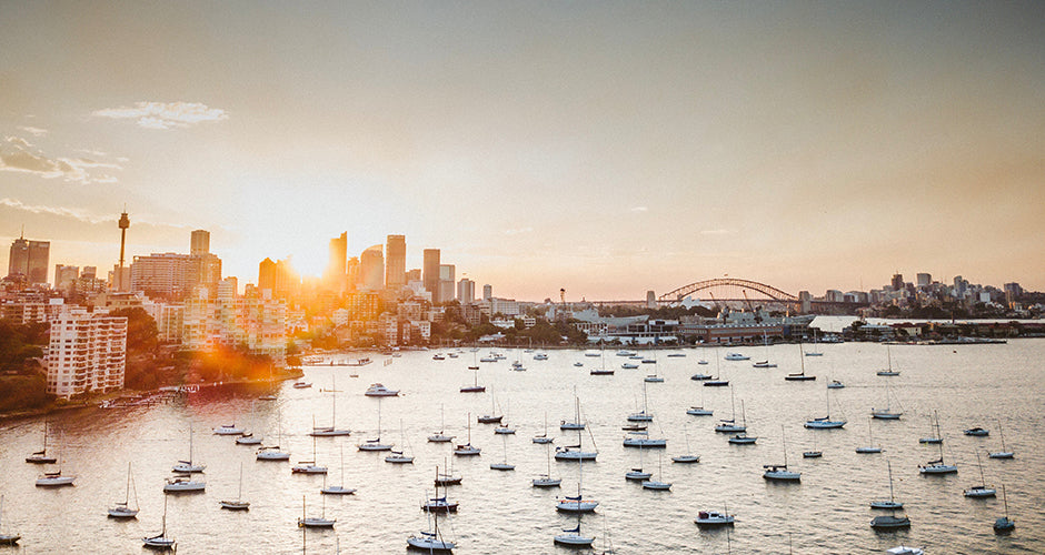 Where to go for client dinner in Sydney