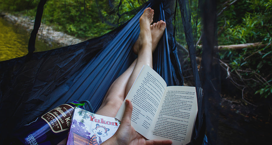 What books to read inspired by travel