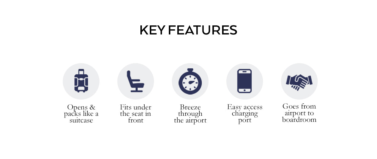 Bento Bag Key Features