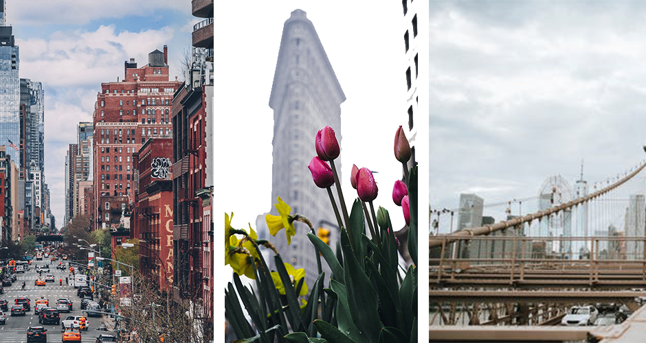 NYC things to do when visiting in Spring