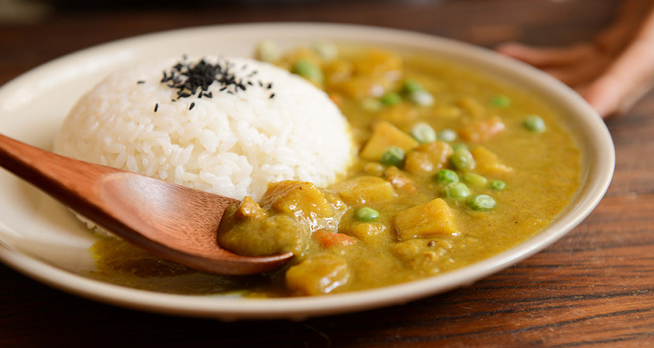 Quick lunch in Tokyo: Japanese Curry
