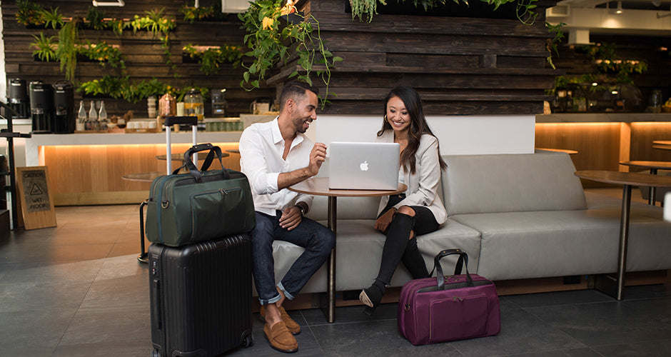 How to network while traveling