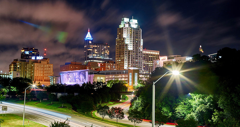 Raleigh tech city