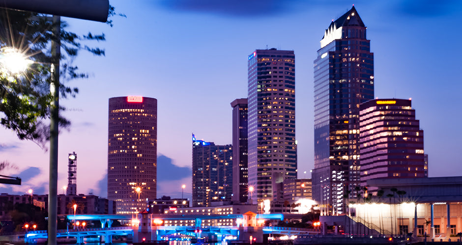 Tampa tech city