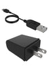 USB Cable & Wall Adapter