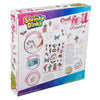 Shrinky Dinks Cool Foil Jewelry DIY