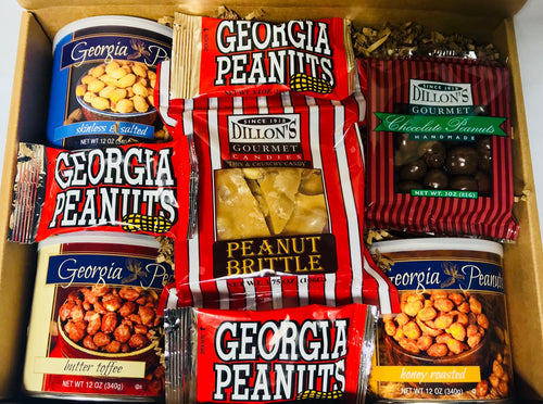 Georgia Peanut Gift Box