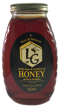 Griner Apiaries Honey