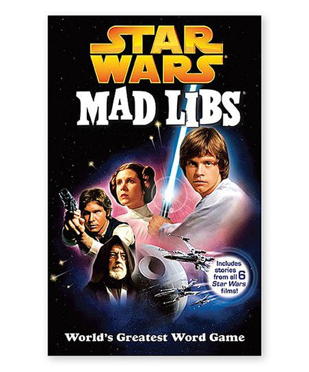 Mad Libs (Different Books Available)