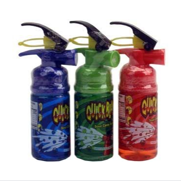 Kidsmania Quick Blast Sour Liquid Candy Spray