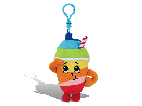 Whiffer Sniffer Fruity Slushy Chill Bill Backpack Clip