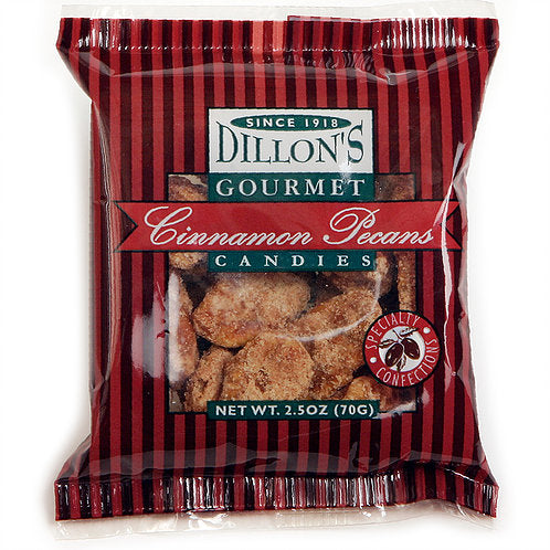 Dillon Candy Co Georgia Cinnamon Pecans
