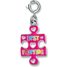 Charm It Charms Best Friends Puzzle Piece Charm