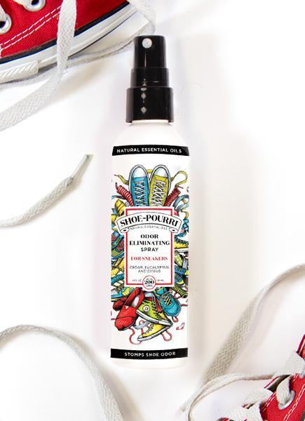 Shoe Pourri Deodorizing Shoe Spray