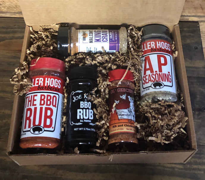 Grillmaster Gift Box