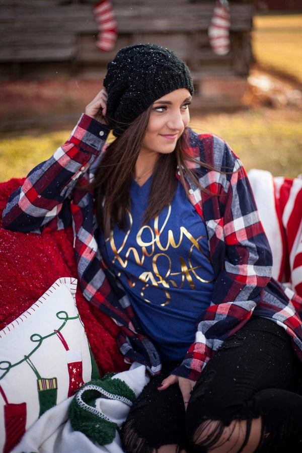 Calamity Jane O Holy Night Christmas Shirt