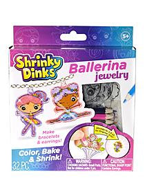Shrinky Dinks Ballerina