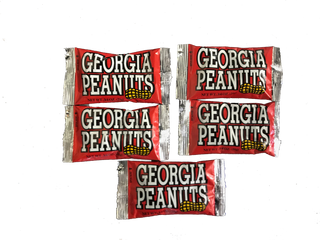 Georgia Snack Pack shelled Peanuts, roasted salted to buy