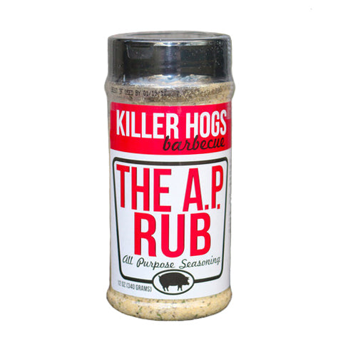 Killer Hogs The A.P. Rub (all purpose)