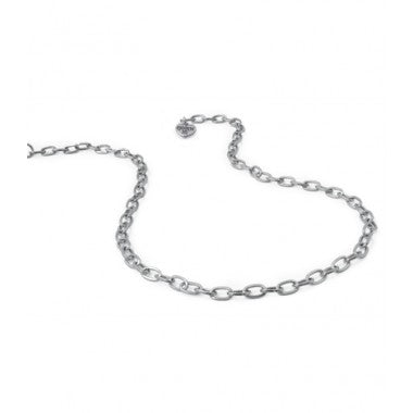 Charm It Charms Silver Chain Link Necklace