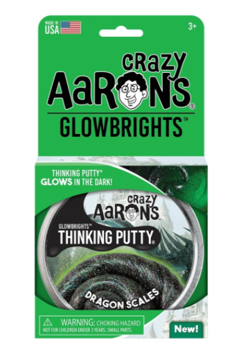 Crazy Aaron's Dragon Scales Thinking Putty