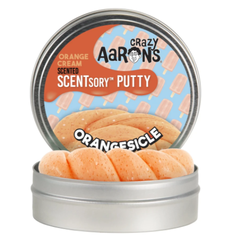 Crazy Aaron's SCENTsory Putty (Multiple Scents Available)