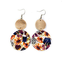 Assorted Colors & Styles Dangle Earrings