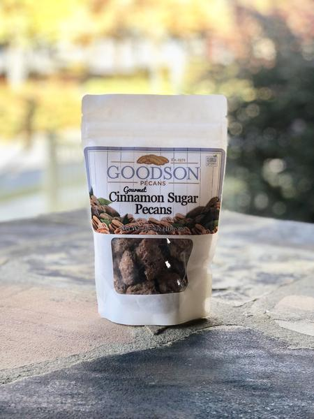 Goodsons Cinnamon Sugar Pecans