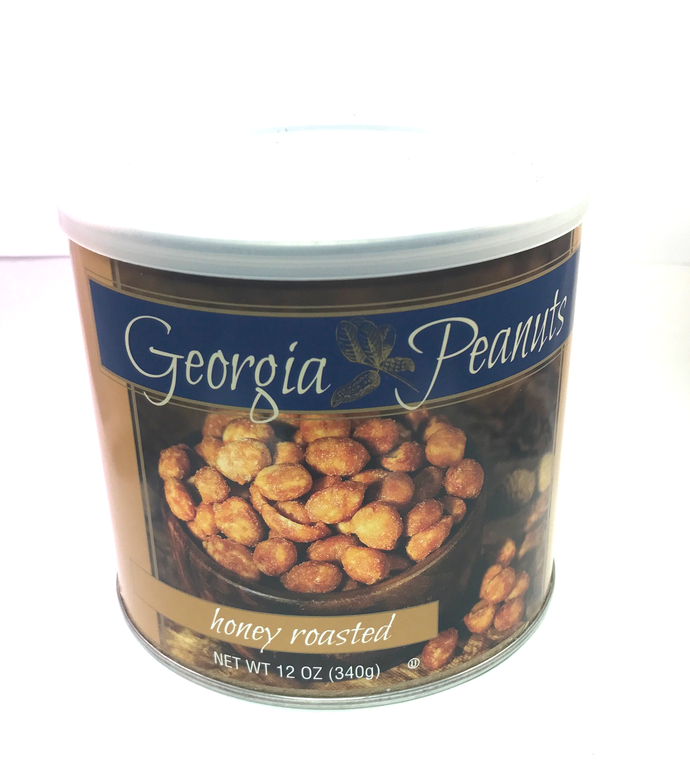 11 oz Georgia Honey Roasted Peanuts