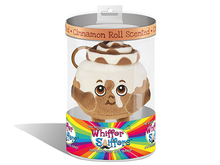 Whiffer Sniffer Howie Rolls Cinnamon Roll Backpack Clip
