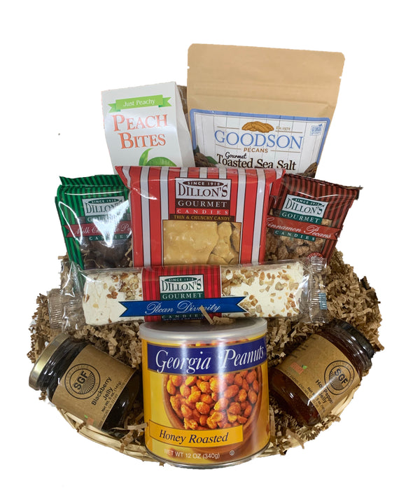 taste of gerogia gift basket