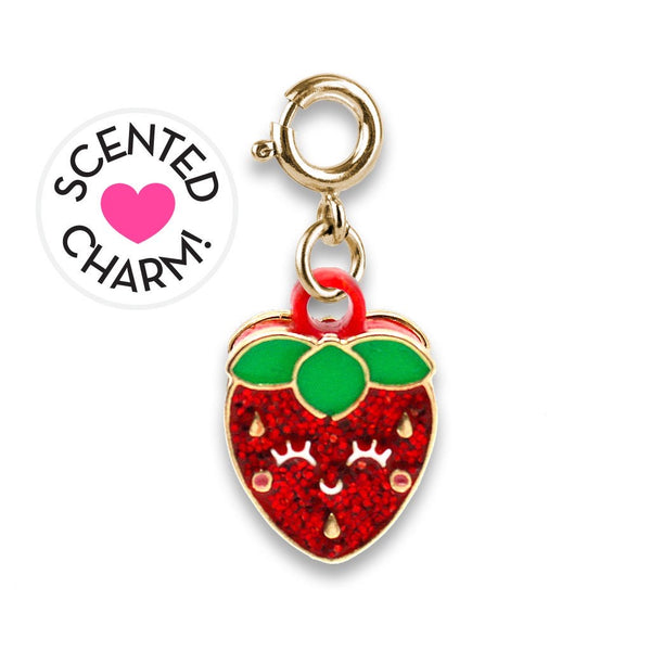 Charm It Charms Scented Strawberry Charm