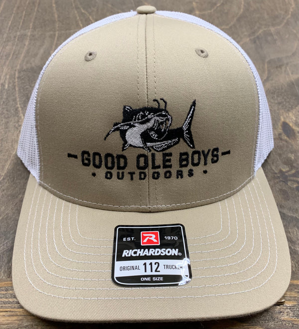 Good Ole Boys Catfish Hat