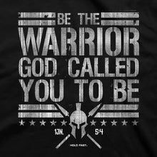 Kerusso Be The Warrior God Called You To Be Shirt