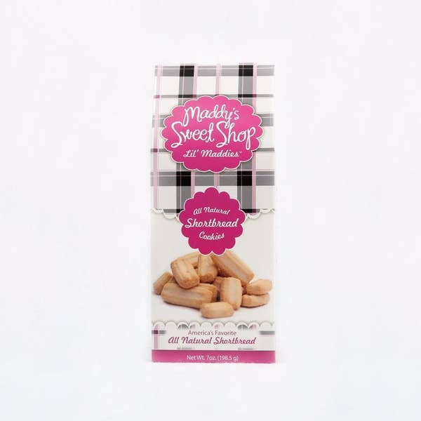 Maddie's Sweet Shop All Natural Shortbread Cookies