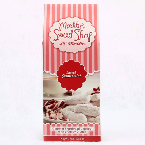 Maddie's Sweet Shop Peppermint Snaps