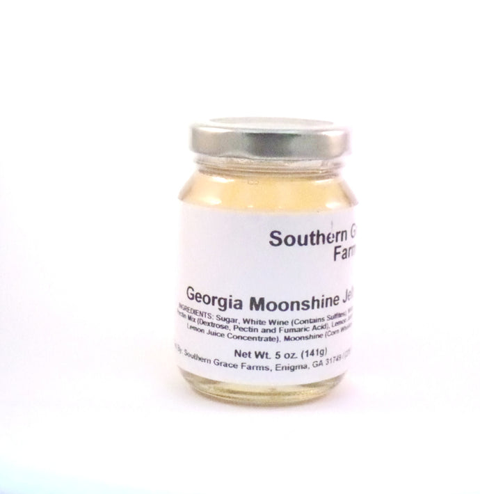 Georgia Moonshine Jelly